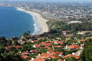 California Coastline Image