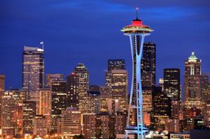 Seattle, WA skyline