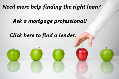 Find a mortgage lender