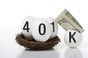 401K savings