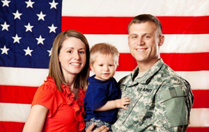 Military family - VA Loan