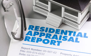 Appraisals date service up