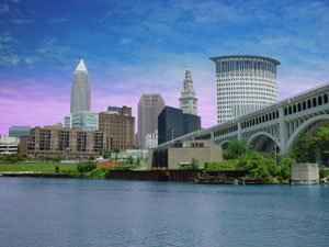 Ohio urban scenery